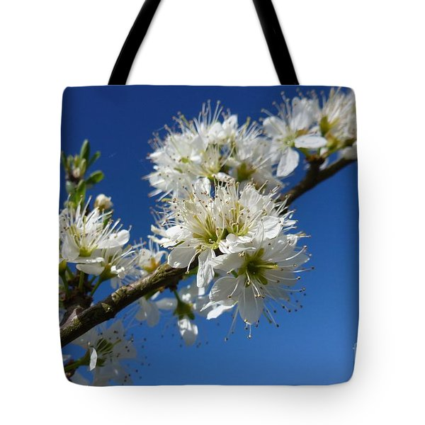 Promise Of Spring Tote Bag by Jean Bernard Roussilhe