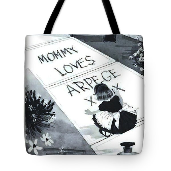 Tote Bag featuring the digital art Promises by ReInVintaged