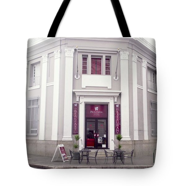 Proscenium  Tote Bag