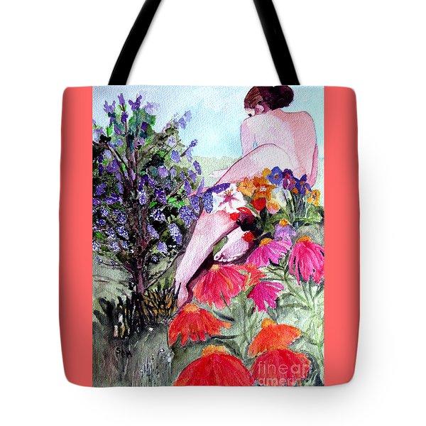Proserpina Rising Tote Bag