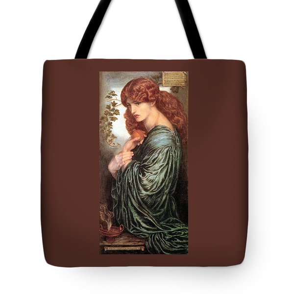 Proserpine 1881 Tote Bag