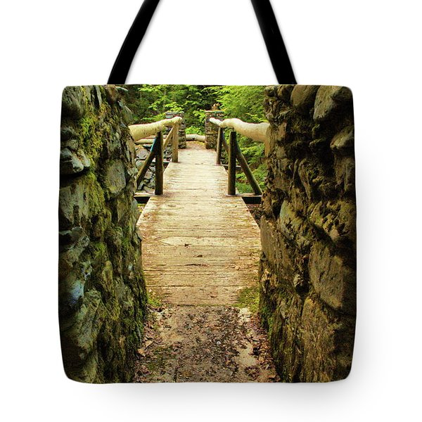 Prospective Memorial Bridge Tote Bag