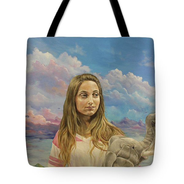Prosperata Tote Bag