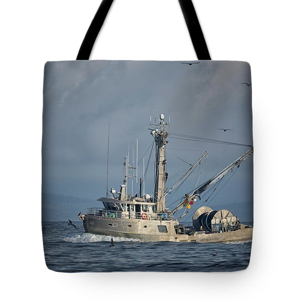 Tote Bag featuring the photograph Prosperity 2 by Randy Hall