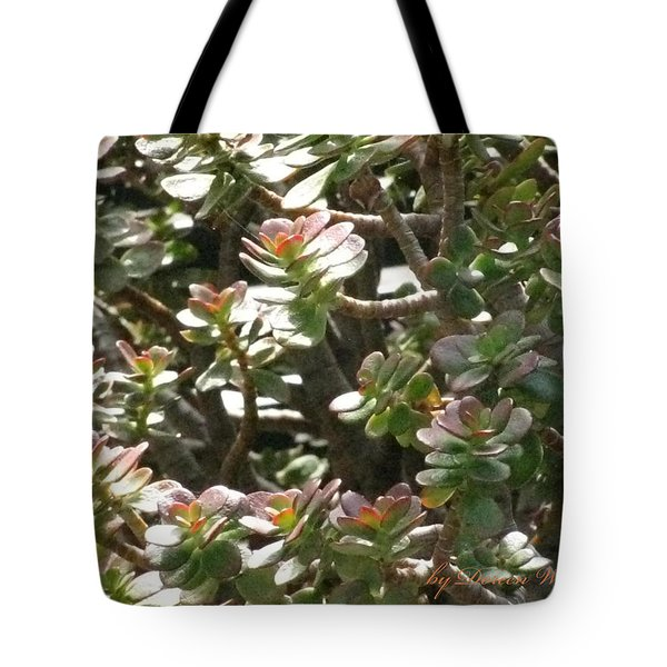 Prosperity And Success To You Tote Bag by Doreen Whitelock