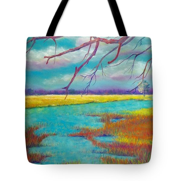 Protect The Wetlands Tote Bag