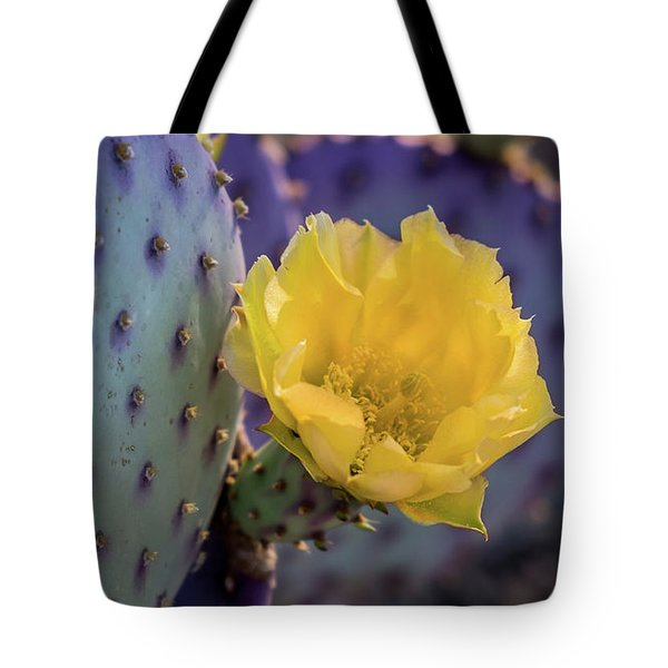 Protected Beauty Tote Bag