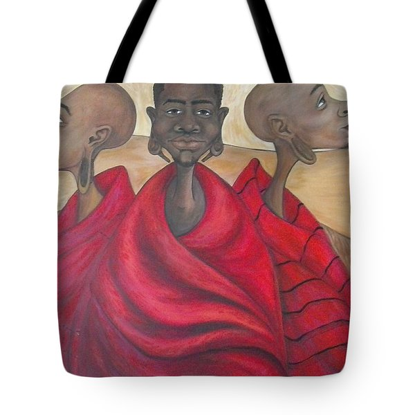 Protectors Tote Bag by Jenny Pickens