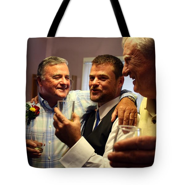 Proud Dad Tote Bag