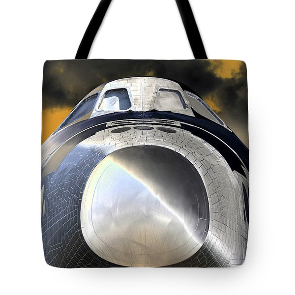 Proud Tote Bag by David Lee Thompson