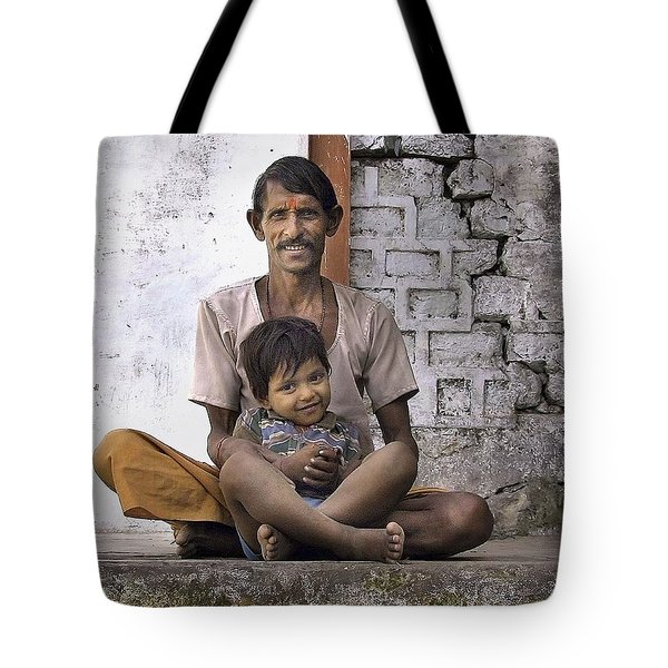 Proud Father Tote Bag