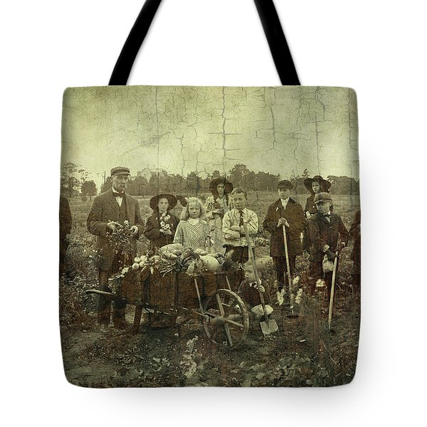 Proud Harvest Tote Bag