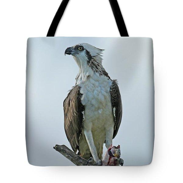 Proud Hunter Tote Bag
