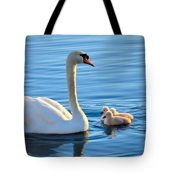 Proud Mother Tote Bag