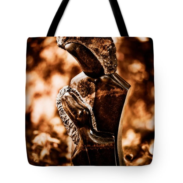 Proud Of My Child Tote Bag by Venetta Archer
