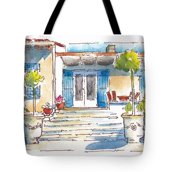 Provencal Dreams Tote Bag