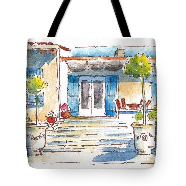 Provencal Dreams Tote Bag