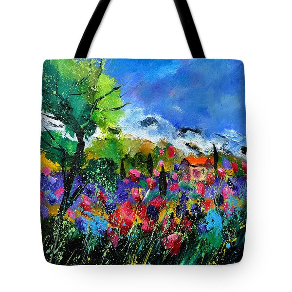 Provence 450170 Tote Bag by Pol Ledent