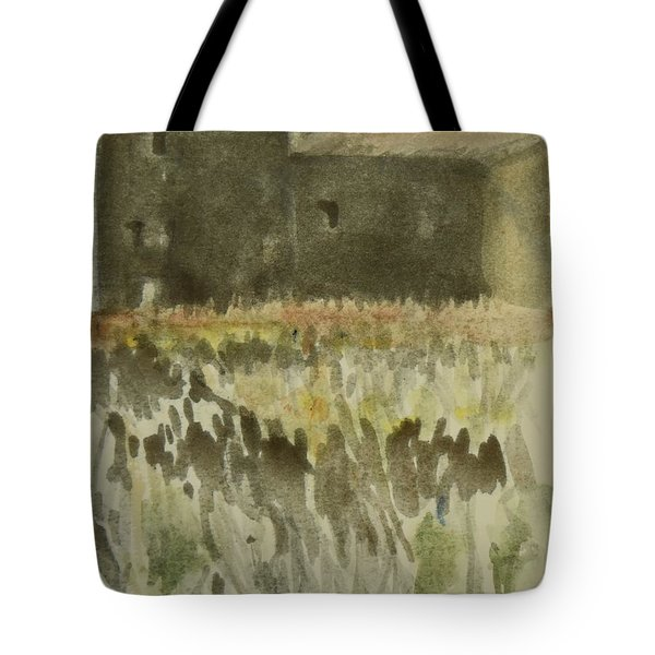 Provence Stenhus. Up To 60 X 90 Cm Tote Bag
