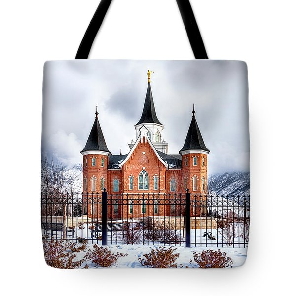 Provo City Center Temple Canvas Print, Photographic Print, Art Print, Framed Print, Greeting Card, Tote Bag