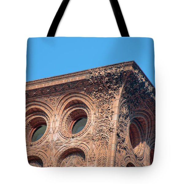 Prudential 0909 Tote Bag by Guy Whiteley