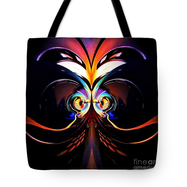 Psychedelic Dreams Tote Bag by Blair Stuart