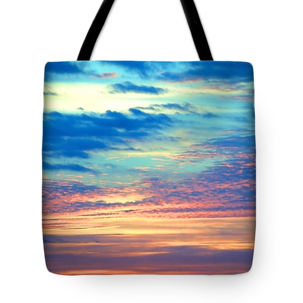 Psychedelic Tote Bag by  Newwwman