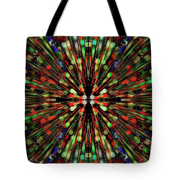 Tote Bag featuring the photograph Psychotomimetic.. by Nina Stavlund