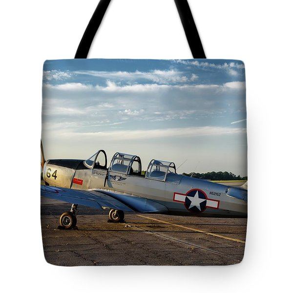 Pt-26 Sunrise Tote Bag