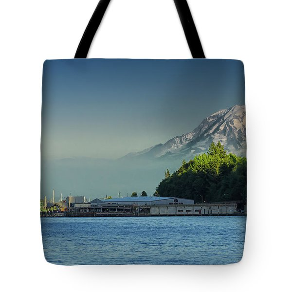 Pt Defiance Rainer Tote Bag