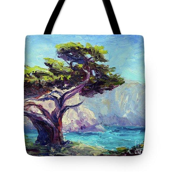 Pt. Lobos Beauty Tote Bag