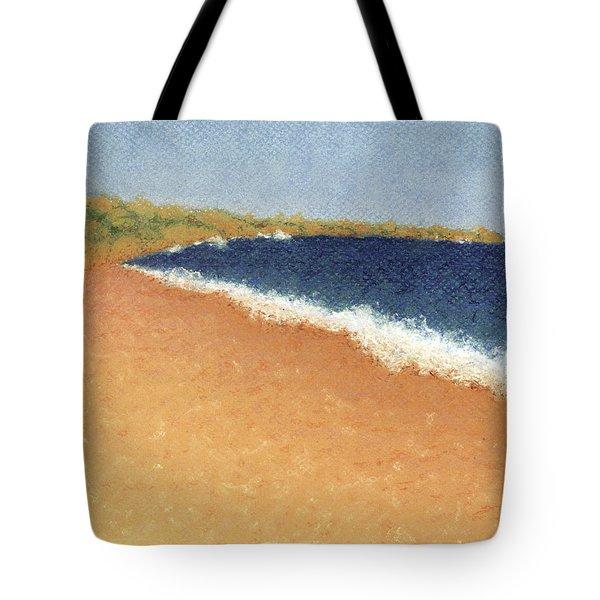 Pt. Reyes Beach Tote Bag