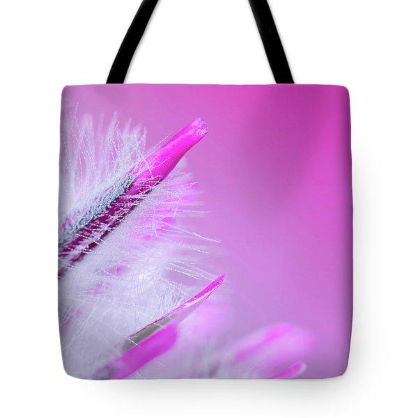 Ptilotus Macro Tote Bag