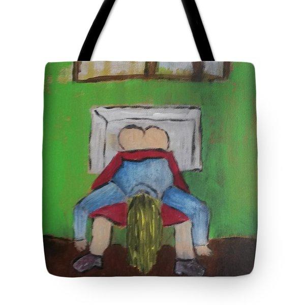 Puberty Tote Bag