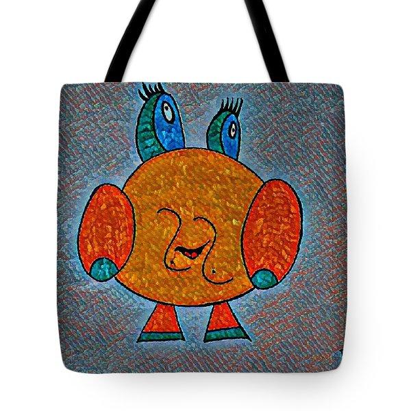 Puccy Tote Bag