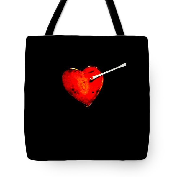 Pucker Up Valentine Tote Bag