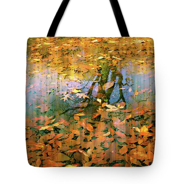 Puddle Play Tote Bag