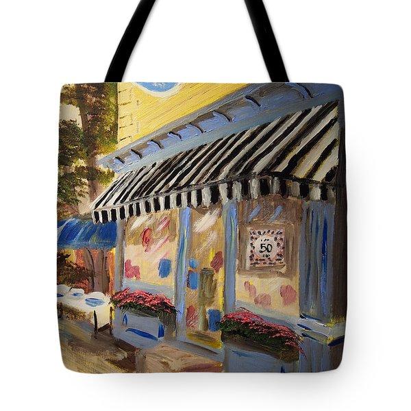 Puddlejumpers Tote Bag