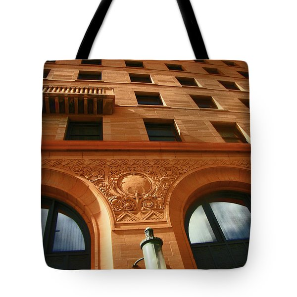 Pueblo Downtown Thatcher Building 2 Tote Bag