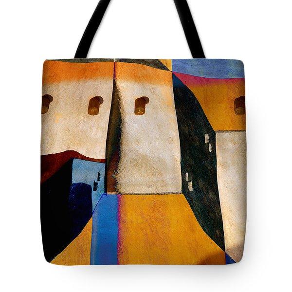 Pueblo Number 1 Tote Bag
