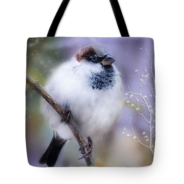 Puffball  Tote Bag