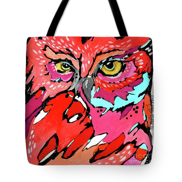 Puffed Up Tote Bag