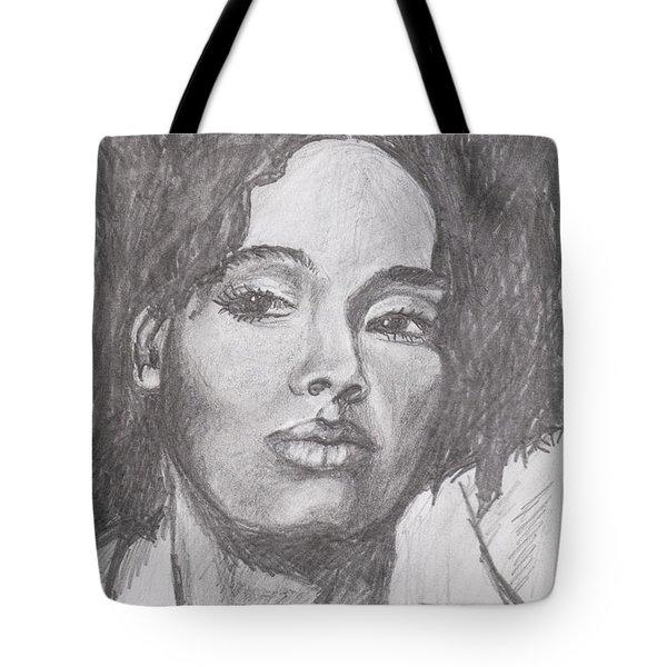 Puffs Tote Bag by Jean Haynes
