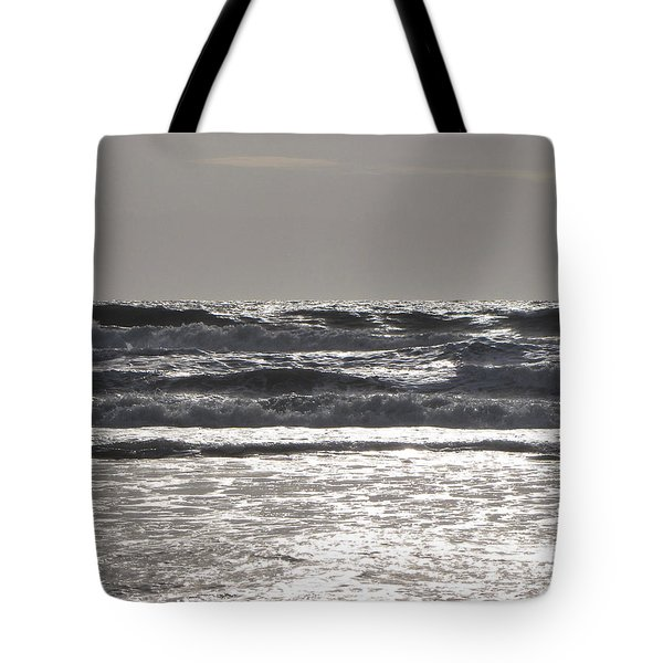 Tote Bag featuring the photograph Puissance Oceane by Marc Philippe Joly