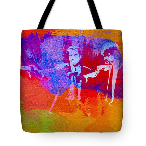 Pulp Fiction 2 Tote Bag