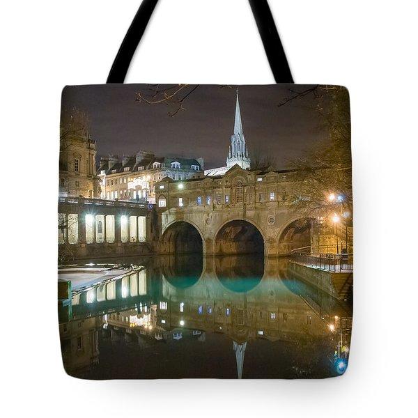 Pulteney Bridge, Bath Tote Bag