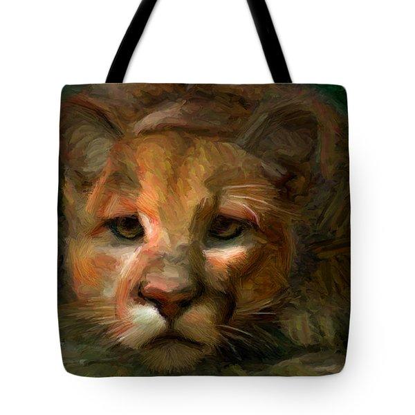 Puma 1 Tote Bag