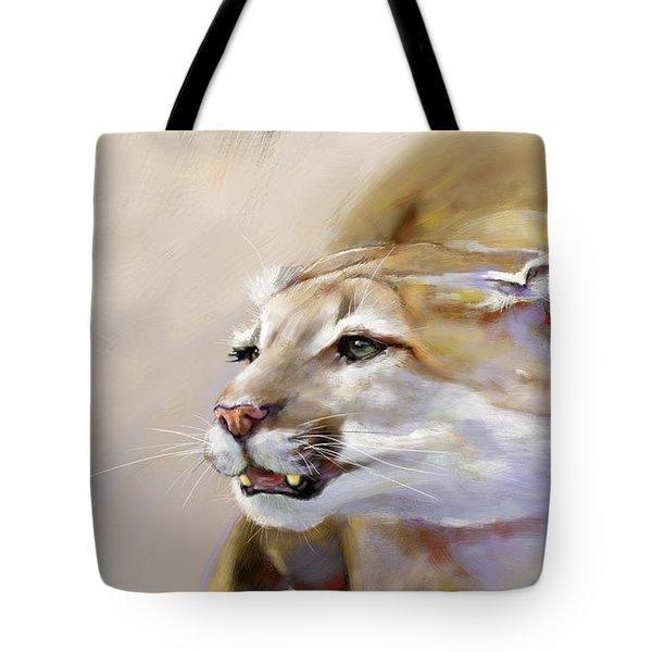 Puma Action Tote Bag