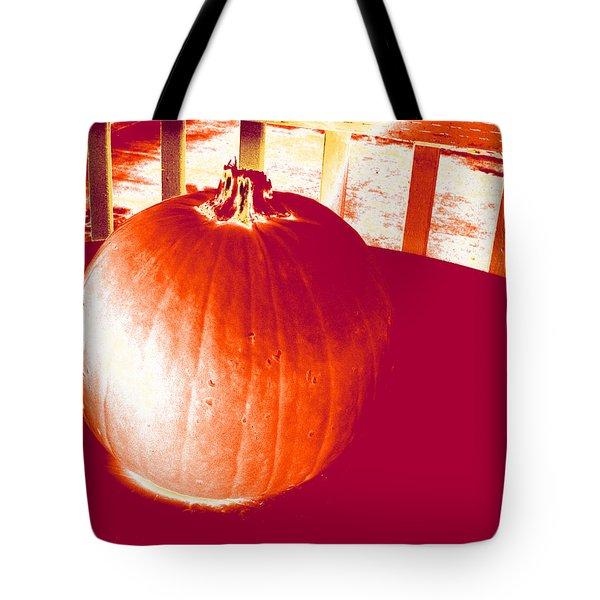 Pumpkin #1 Tote Bag