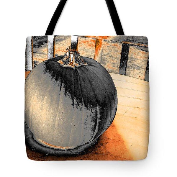 Pumpkin #2 Tote Bag